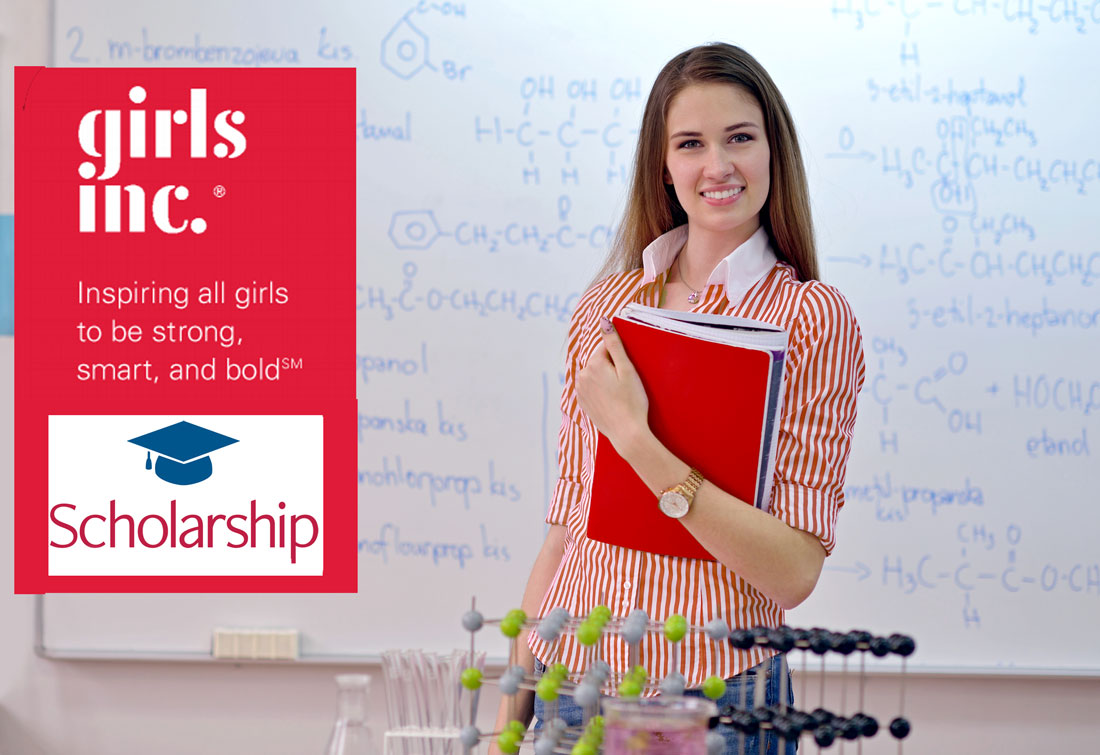 Girls Inc. Scholarship Due March 24th