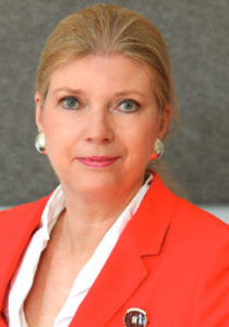 Susanne Von Bassewitz, 2018-19 President, Zonta Itl.